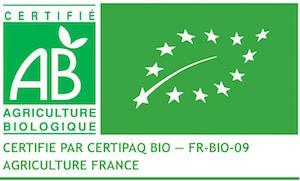 Certifié Agricultuer Biologique